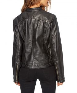 Brown Leather Jacket attractive jacket